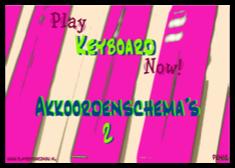 Akkoordenschema's 2